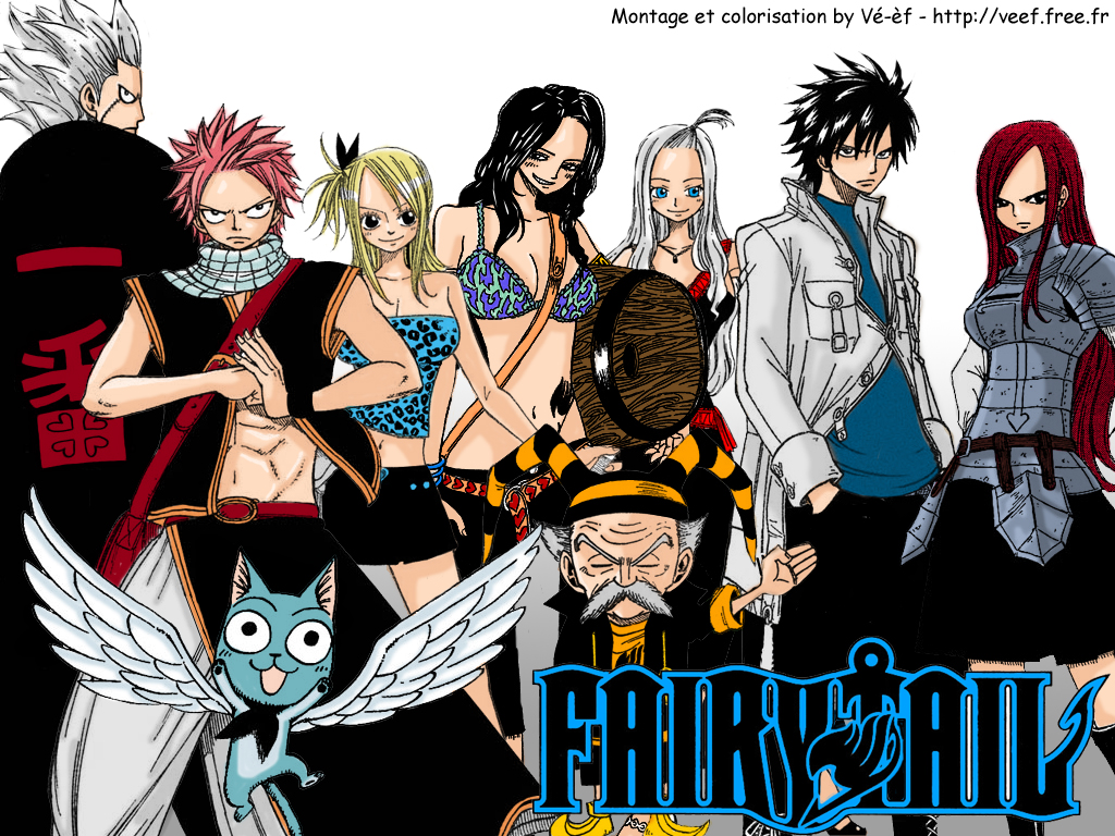 Galerie Fairy Tail Colab-fairy_tail